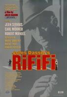 Du rififi chez les hommes - Re-release poster (xs thumbnail)