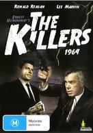 The Killers - Australian DVD movie cover (xs thumbnail)