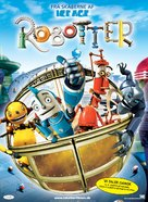 Robots - Danish Movie Poster (xs thumbnail)