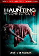The Haunting in Connecticut 2: Ghosts of Georgia - DVD cover (xs thumbnail)