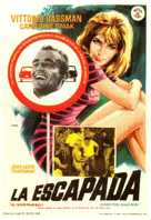 Il sorpasso - Spanish Movie Poster (xs thumbnail)