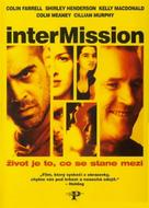 Intermission - Czech DVD movie cover (xs thumbnail)