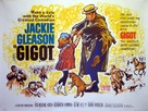 Gigot - British Movie Poster (xs thumbnail)