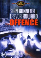 The Offence - Australian DVD cover (xs thumbnail)