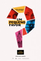 A Simple Favor - Brazilian Movie Poster (xs thumbnail)