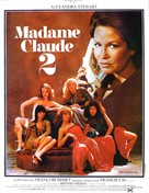 Madame Claude 2 - French Movie Poster (xs thumbnail)