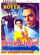 The First Legion - Belgian Movie Poster (xs thumbnail)