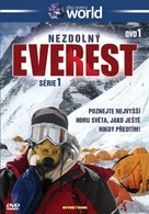 """Everest: Beyond the Limit"" - Czech DVD cover (xs thumbnail)"