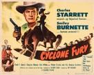 Cyclone Fury - Movie Poster (xs thumbnail)