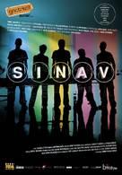 Sinav - Turkish Movie Poster (xs thumbnail)