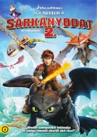 How to Train Your Dragon 2 - Hungarian DVD movie cover (xs thumbnail)