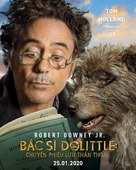 Dolittle - Vietnamese Movie Poster (xs thumbnail)