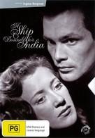 Skepp till India land - Australian DVD cover (xs thumbnail)