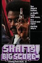 Shaft's Big Score! - Advance movie poster (xs thumbnail)