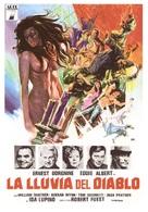 The Devil's Rain - Spanish Movie Poster (xs thumbnail)
