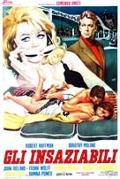 Femmine insaziabili - Italian Movie Poster (xs thumbnail)
