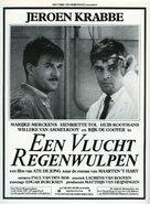 Vlucht regenwulpen, Een - Dutch Movie Poster (xs thumbnail)