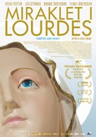 Lourdes - Swedish Movie Poster (xs thumbnail)