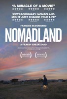 Nomadland - British Movie Poster (xs thumbnail)