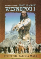 Winnetou - 1. Teil - Polish DVD cover (xs thumbnail)