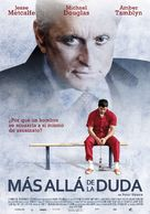 Beyond a Reasonable Doubt - Spanish Movie Poster (xs thumbnail)