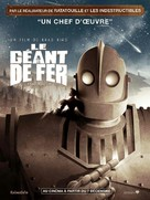 The Iron Giant - French Re-release poster (xs thumbnail)