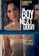 The Boy Next Door - DVD cover (xs thumbnail)
