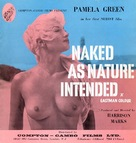 Naked as Nature Intended - British poster (xs thumbnail)