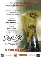 Step Up - Polish Movie Poster (xs thumbnail)