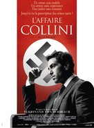 The Collini Case - French Movie Poster (xs thumbnail)
