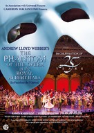 The Phantom of the Opera at the Royal Albert Hall - Dutch DVD cover (xs thumbnail)