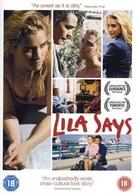 Lila dit ça - British Movie Cover (xs thumbnail)