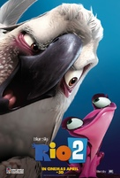 Rio 2 - British Movie Poster (xs thumbnail)