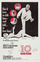 La decima vittima - Movie Poster (xs thumbnail)