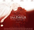 Perfume: The Story of a Murderer - German Movie Poster (xs thumbnail)