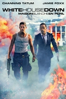 White House Down - Canadian DVD cover (xs thumbnail)