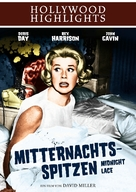 Midnight Lace - German Movie Cover (xs thumbnail)