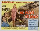No Place to Land - Movie Poster (xs thumbnail)