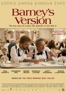 Barney's Version - Canadian Movie Poster (xs thumbnail)