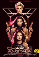 Charlie's Angels - Hungarian Movie Poster (xs thumbnail)