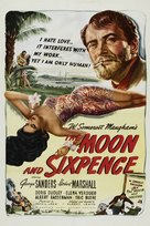 The Moon and Sixpence - Movie Poster (xs thumbnail)