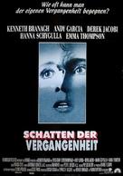 Dead Again - German Movie Poster (xs thumbnail)