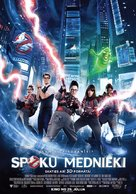 Ghostbusters - Latvian Movie Poster (xs thumbnail)