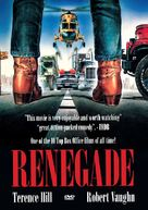 Renegade - Danish DVD cover (xs thumbnail)
