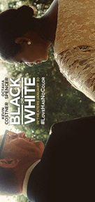 Black or White - Movie Poster (xs thumbnail)