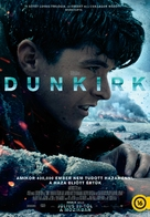 Dunkirk - Hungarian Movie Poster (xs thumbnail)