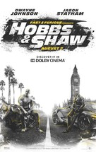 Fast & Furious Presents: Hobbs & Shaw - Movie Poster (xs thumbnail)