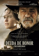 The Homesman - Spanish Movie Poster (xs thumbnail)