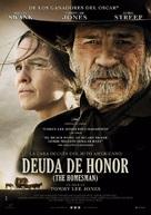 The Homesman - Spanish Movie Poster (xs thumbnail)