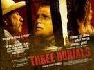 The Three Burials of Melquiades Estrada - British Concept poster (xs thumbnail)